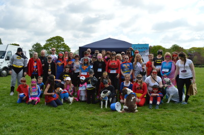Coventry Walkathon 2016