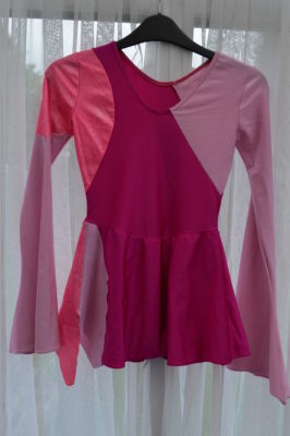Ladies Skate Dress 24