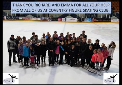 THANK YOU RICHARD AND EMMA