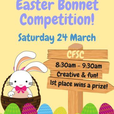 CFSC Easter Bonnet 2018